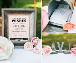 cool wedding guest sign in ideas mon cheri bridals