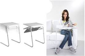 table mate tv tray table mate 5 in 1 smart table mate foldable folding tablemate