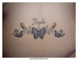 on lower back tattoos lower back s