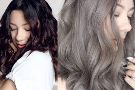 putting silver on brown hair grey hair from brown to ash grey hair youtube