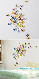 Butterfly Home Decor Best 25 Butterfly Wall Stickers Ideas On Pinterest Butterfly