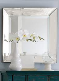 Beveled Floor Mirror by Beveled Glass Mirrors Glass Spaces And Lights