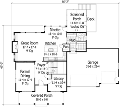 House Plans With Screened Porch Traditional Style House Plan 5 Beds 3 50 Baths 3330 Sq Ft Plan