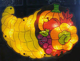 northlight 10856708 lighted thanksgiving cornucopia