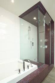 mosaic tiles in bathrooms ideas charming glass mosaic tiles design ideas for adorable bathroom