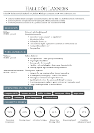 Internship In Resume Sample by Internship Resume Samples Career Help Center