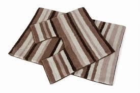 Brown Bathroom Rug 14 Wonderful Striped Bath Rug Design Ideas Direct Divide