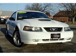 2007 ford mustang gt mpg used 2002 ford mustang gt savoy il near chaign il honda of