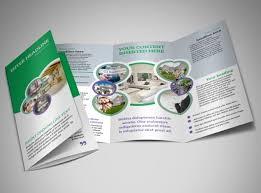 fold brochure template luxury real estate brochure template mycreativeshop