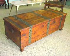 Shipping Crate Coffee Table - wood shipping crate coffee table by reclaimedbychuck on etsy