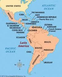 the countries in america are brazil colombia boliva