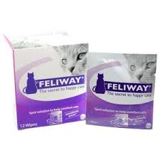Comfort Zone With Feliway Feliway Pheromone For Cats Wipes
