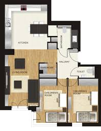 Modern Apartment Plans by Tiny Apartment Plans Fascinating Open Floor Plan In Small