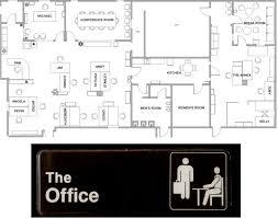 dunder mifflin floor plan the office floorplan dundermifflin