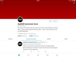 audi uk customer services telephone number earth map excessive loading audi sport