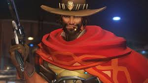 halloween mercy background overwatch devs nerf mccree widowmaker they felt like a u0027must