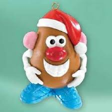 mr potato ornament decor ornaments