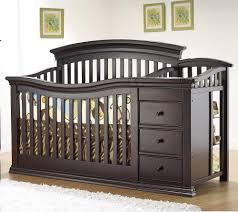 White Crib With Changing Table Baby Bed And Changing Table 3 Perfect Convertible Baby Cribs With