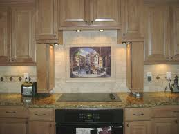 kitchen tile murals backsplash decorative tile backsplash kitchen tile ideas archway to