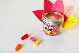 thanksgiving crafts diy jar turkey gratitude week 11