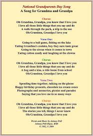 best 25 grandparents day songs ideas on grandparents