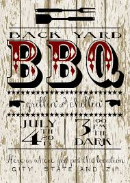 free printable invitations my 3 monsters back yard bbq party invitation free printable