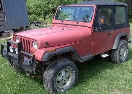 jeep wrangler 88 88 wrangler
