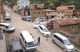 imagenes de sud yungas aduana identifica municipios donde se regularizan chutos la razón