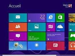 windows 8 bureau classique les différents éléments à l écran débutez en informatique avec