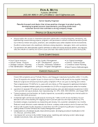 Best Resume Format For Quality Engineer by Quality Engineer Resume Free Resume Example And Writing Download