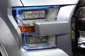 F150 2015 Atlas Close Up Of The Ford Atlas Headlights U0026 Taillights
