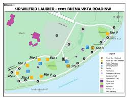 Edmonton Canada Map Sir Wilfrid Laurier Park City Of Edmonton