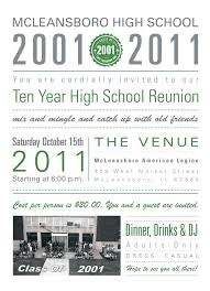 high school reunion invitations high school reunion invitations together with class reunion