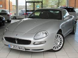maserati turquoise used 2003 maserati coupe 4 2 v8 coupe cambiocorsa 2d 385 bhp for