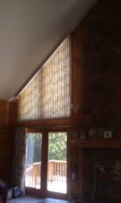 Blinds For Angled Windows - budget blinds keene nh custom window coverings shutters