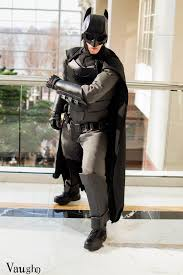 college student creates real life batman suit from kevlar puts it