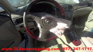 used lexus is300 parts for sale 2002 lexus es300 parts for sale 1 year warranty youtube