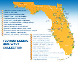 Map Of 30a Florida Florida Scenic Drives Map 28 Images Scenic Sumter Heritage