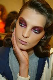 Vanity Hair Cork Daria Werbowy Hair Makeup Skin Beauty Tips Vogue