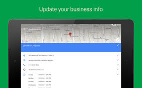 google my business android apps on google play