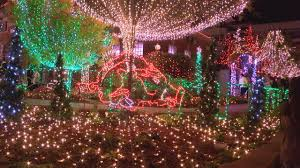 fayetteville square christmas lights lights of the ozarks begins on friday nwahomepage