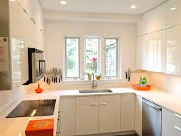one wall kitchen design pictures ideas tips from hgtv adorable