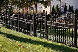 ornamental aluminum fence hungrylikekevin