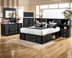 Modern Black Nightstand Ashley Furniture Black Bedroom Set Small Black Large White