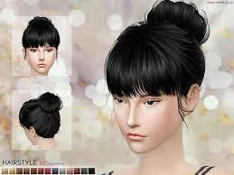 cc hair for sism4 s club mk ts4 hair n3