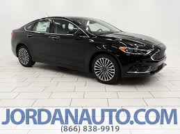 new 2018 ford fusion se 4dr car in mishawaka jr108948 jordan ford