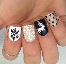 top 15 beauty christmas nail art design u2013 new easy winter manicure