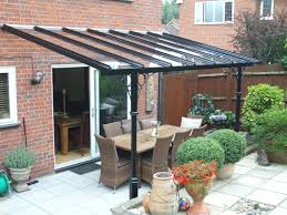 Glass Patio Covers Patio Roof Design Cover Deck Glass Awning Ideas For Small Spaces
