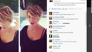 sweeting kaley cuoco new haircut beyonce and more stars who ve gone short cnn