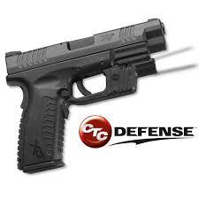springfield xd tactical light ctc defense lightguard tactical light for springfield xdm and xd